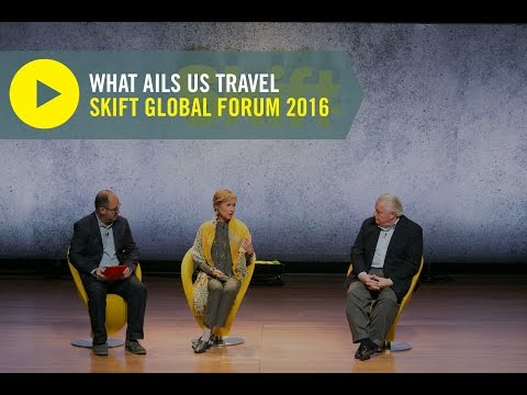 Roundtable: What Ails U.S. Travel at Skift Global Forum 2016