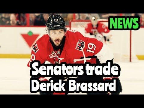 Ottawa Senators TRADE Derick Brassard NHL News