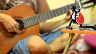 Kỷ niệm học trò ( Guitar Cover)