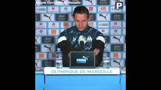 """OM - Thauvin : """"Brest est une bonne équipe"""""""