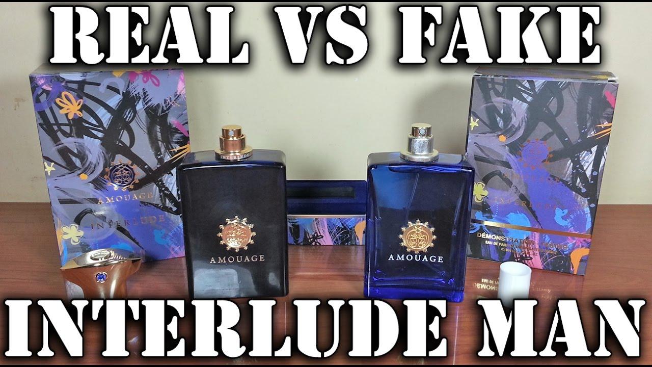 Fake Fragrance Interlude Man By Amouage Youtube
