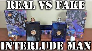 Fake fragrance - Interlude Man by Amouage