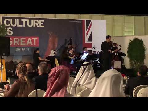 Have you heard Arabian Orchestral music before?