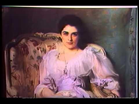 The Portrait Institute   John Singer Sargent's Lady Agnew 2