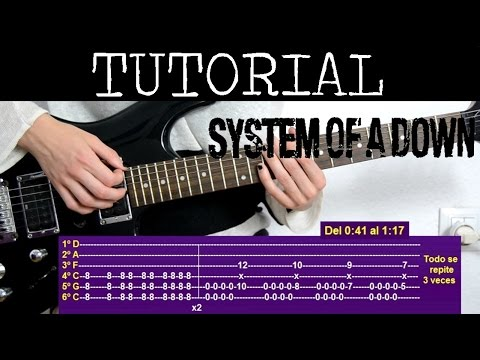 Aerials ukulele chords - System Of a Down - Khmer Chords