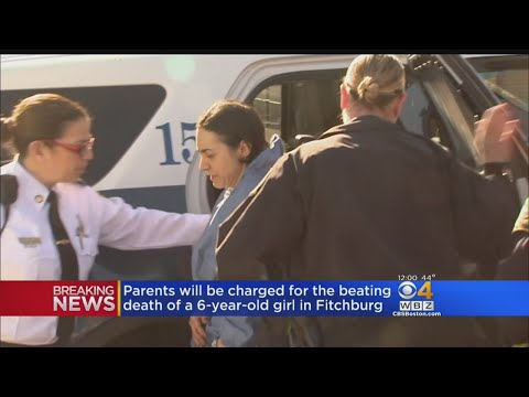Parents Charged In Beating Death Of Fitchburg Girl