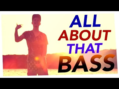 """ALL ABOUT THAT BASS"" - MEGHAN TRAINOR (PARODIE)"