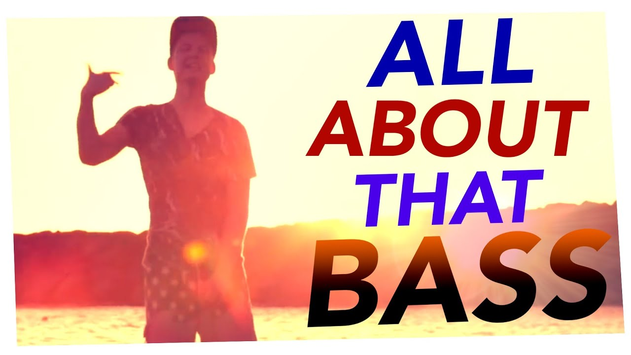 """""""ALL ABOUT THAT BASS"""" - MEGHAN TRAINOR (PARODIE)"""