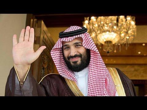 Kral Salman veliahtını seçti