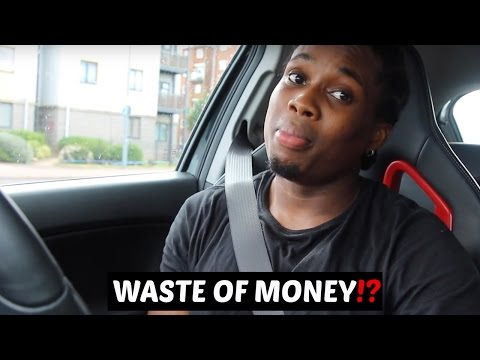 WHY CARS ARE A WASTE OF MONEY