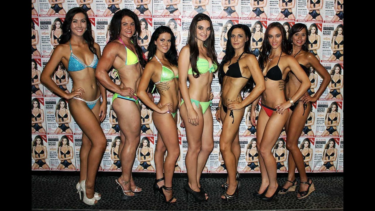 autralian bikini contests
