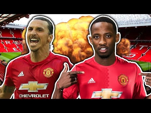 Manchester United To Sign 19-Year-Old Wonderkid To Replace Zlatan? | Transfer Talk