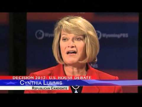 Decision 2012 - Wyoming U.S. House Candidates Debate