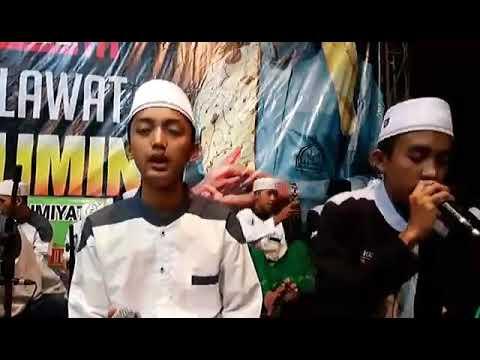 Syubbanul Muslimin - Padang bulan versi madura (terbaru) vocal Hafidzul Ahkam