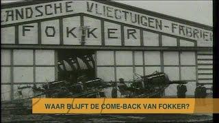 Vliegen er binnenkort weer Fokker-vliegtuigen? - Z TODAY