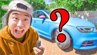 I FOUND MY STOLEN CAR!!!