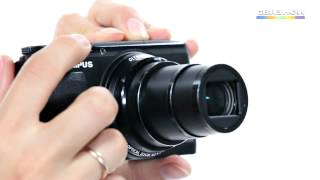 olympus SH-50 тест фотоаппарата, режим супер макро ( 30 к/сек )