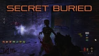 Black Ops 2 Zombie | Buried Secret