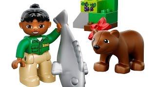 Lego Duplo Zoo Care 10576 Building