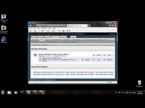 OpenWrt - How to setup a FreeRadius (WPA2-Enterprise) Server