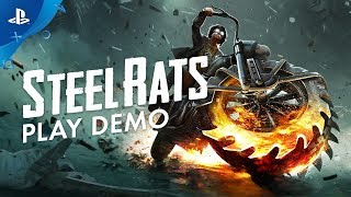 Steel Rats - Play Demo | PS4 thumbnail