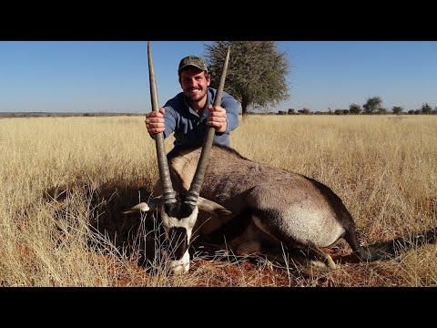 Hunting 3 Gemsbuck/Oryx (Epic 180 meter head shot)!!!