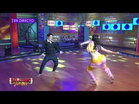 Pauli Frías y Chris Sánchez presentan uno de los mejores bailes