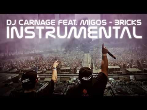 Dj Carnage Feat Migos - Bricks (Instrumental) (Remix)