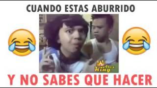 CUANDO ESTAS ABURRIDO Y NO SABES QUE HACER!!!!!! VALERIA VASQUEZ YLS