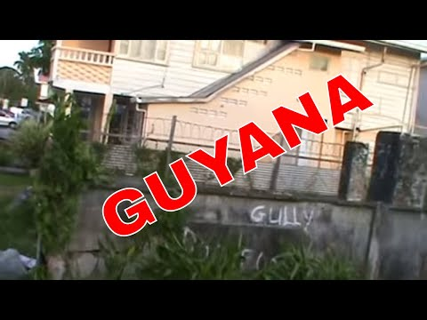 GUYANA 2015 - Georgetown Guyana Vacation CLIPS