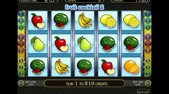 FRUIT COCKTAIL 2 +FREE GAMES! +WIN! +BONUS! online free slot SLOTSCOCKTAIL