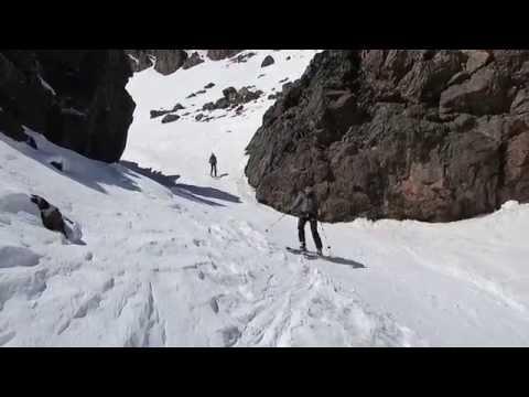 Morocco Tour ski Toubkal