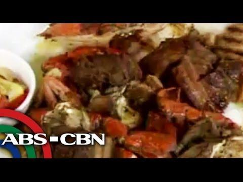 Crab And Pork Adobo