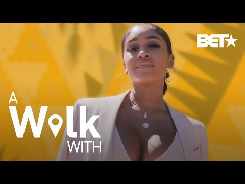 Saweetie's Definition of an Icy Girl | A Walk With