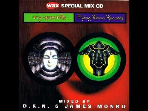 TIP Records & Flying Rhino Records Special Mix CD Mixed by D K N  & James Monro 1998