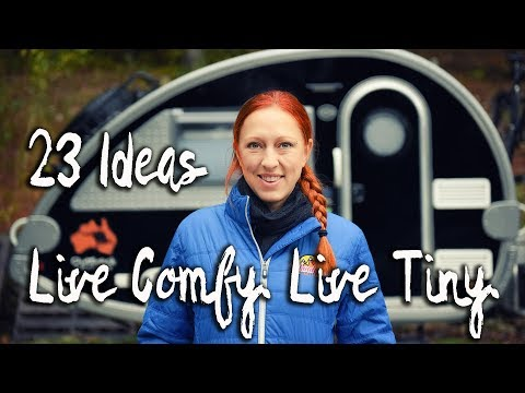 Vlog #22: 23 Quick Ideas for your T@G or T@B Trailer