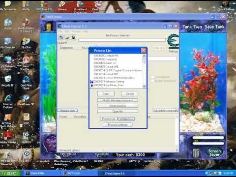 How To Hack Fish Tycoon (Shahir3Killler)