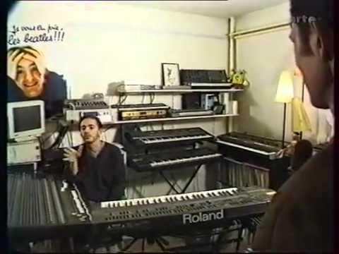 Laurent Garnier - Tracks - 18-04-97 ARTE