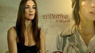 Paz Vega habla sobre el genocidio armenio para EP3.es