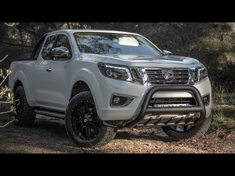 Nissan Navara By PICK UP ATTITUDE