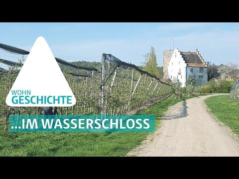 #Wohngeschichten - So Lebt Das Burgfräulein Im Wasserschloss   BAUEN & WOHNEN