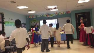 Sidekick dance cover by classmates