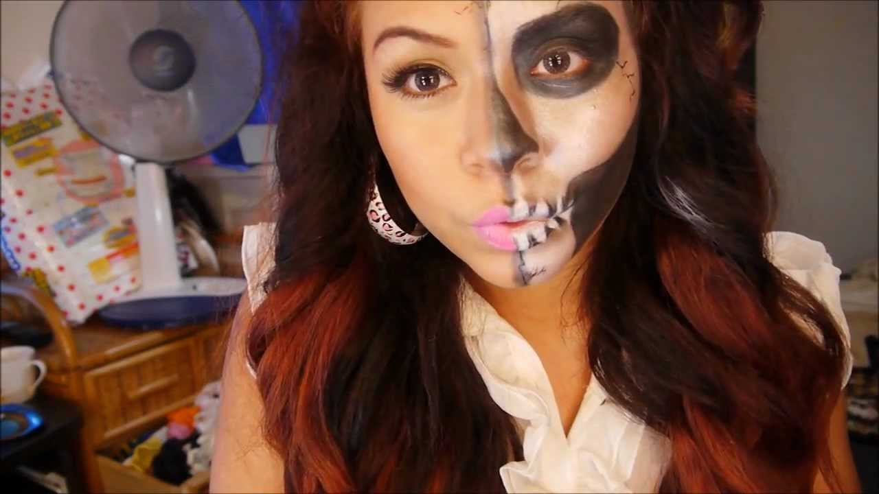 maquillaje para disfraz pirata mujer