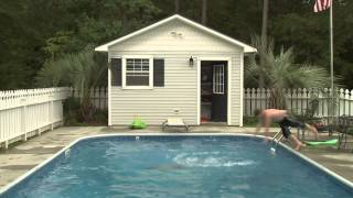 Pool Pumps 3 - Water Clarity & Winter Runtime