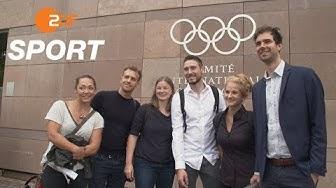 Das Geschäft mit Olympia: Athleten emanzipieren sich | ZDF SPORTreportage