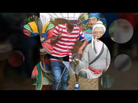 Riski Vanhouten™ joget Cha Cha India Hamari Aduri Khani 2018 TMU (Ternate Music Underground)