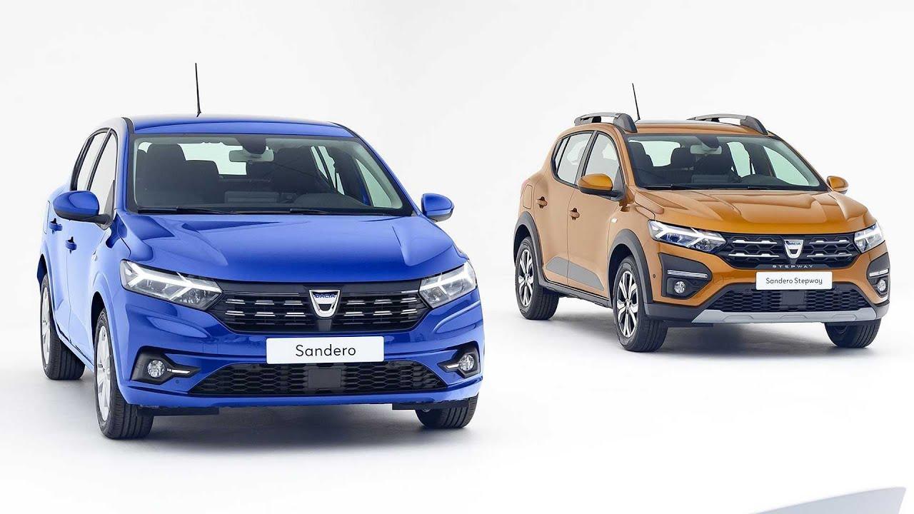CarPoint News - Renault/Dacia revela novos Sandero, Stepway e Logan