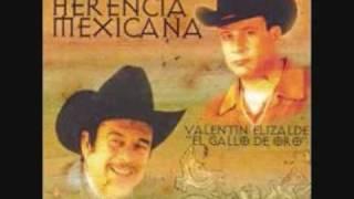 Lalo El Gallo Elizalde - oscar cosio  corridos