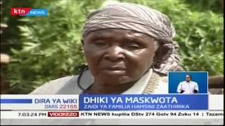 Zaidi ya familia 50 kukesha kwenye baridi baada ya nyumba zao kubomolewa Uasin Gishu