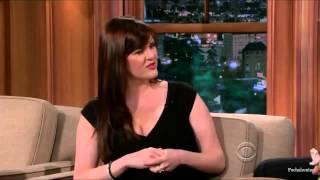 Sara Rue on Craig Ferguson May 13, 2013   Full Interview HD